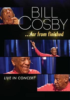 BILL COSBY:FAR FROM FINISHED BY COSBY,BILL (DVD)