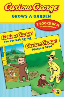 Curious George Grows a Garden By Rey, H. A.